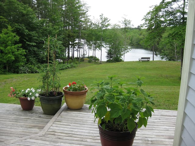 Peaceful Lakeside Setting  #2 room - Lunenburg - Talo