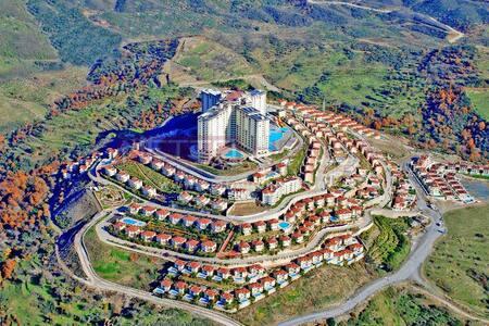 Luxury Duplex in GoldCity Complex - Kargıcak Belediyesi