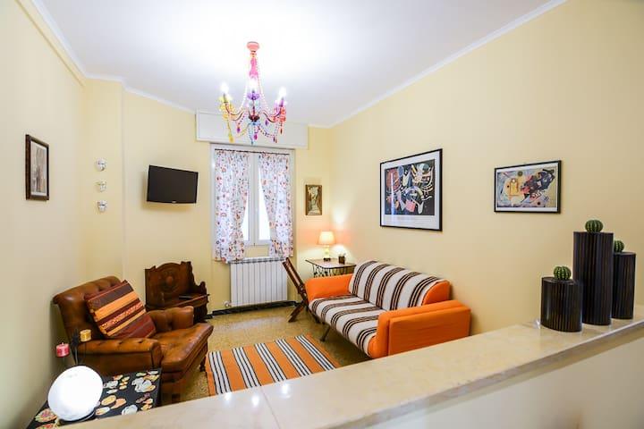 La casa di Mery - Vallecrosia - Apartamento