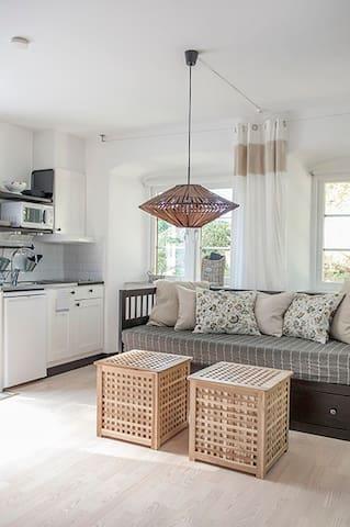 Trevlig lägenhet Hallfreda Hotell - Gotland - Appartement