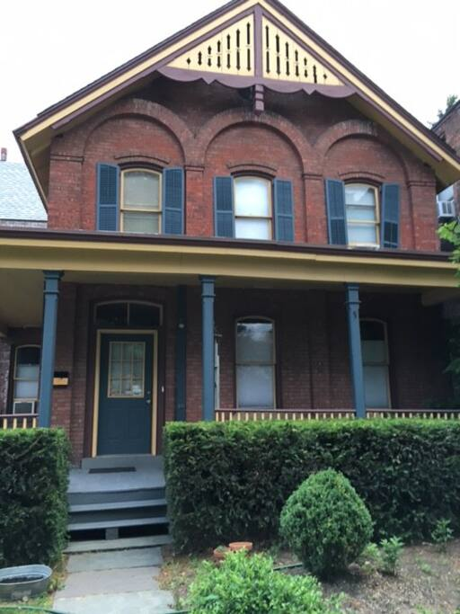 Historic gem with modern amenities appartamenti in for Appartamenti in affitto ny