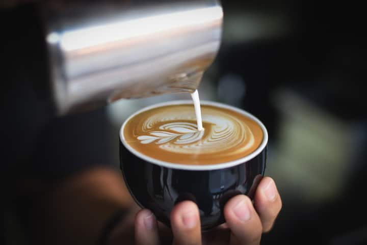 Pre Ride Espresso a must!