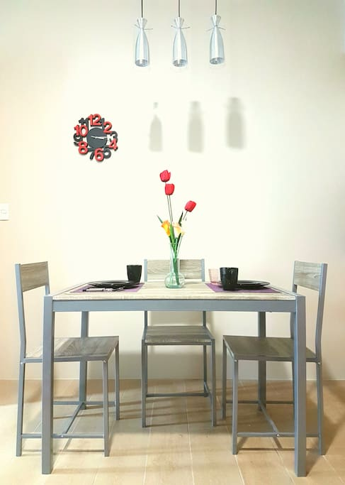 Promo fully furnished studio type room w amenities for Cocktail tables for rent quezon city