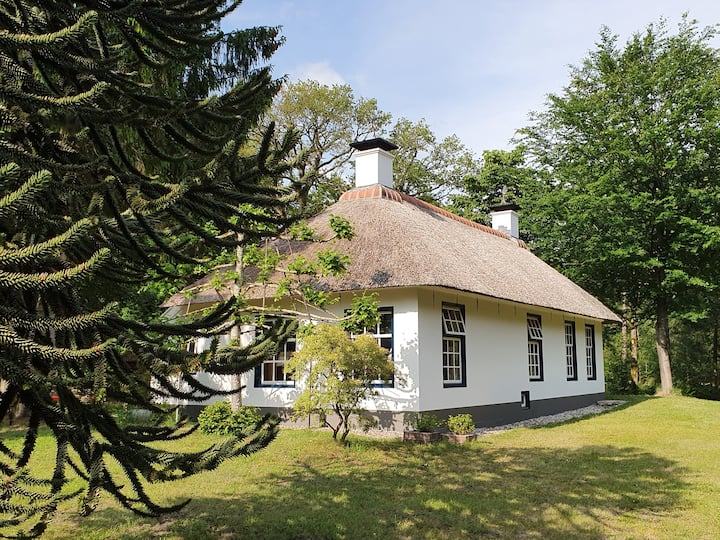 landgoed Princenhof: Het huis van de jager 1724