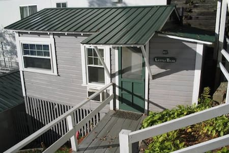 Studio Cottage at a Lakefront Association