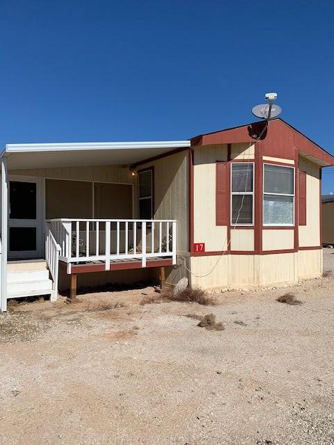 Desert Sand House  Near Dunes