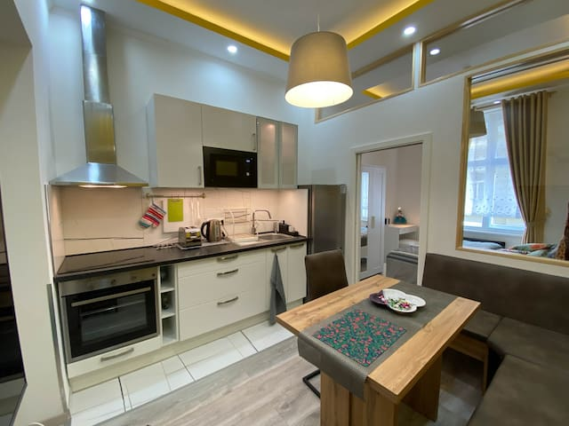 Fully furnished apartment n.5 with free parking