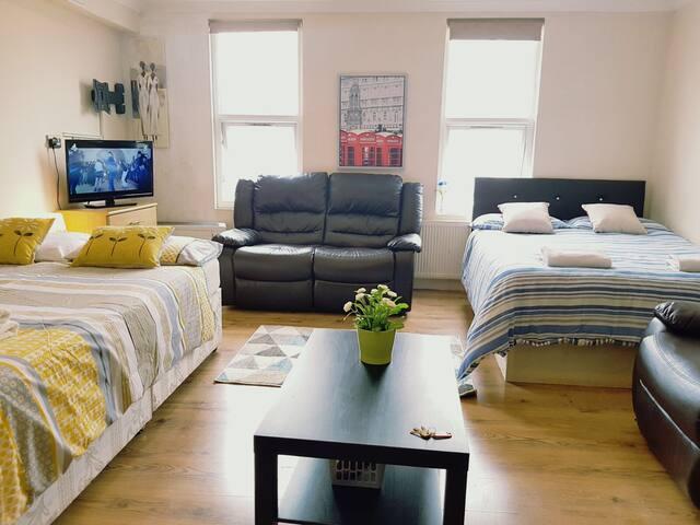 Nice Studio Flat in Central London