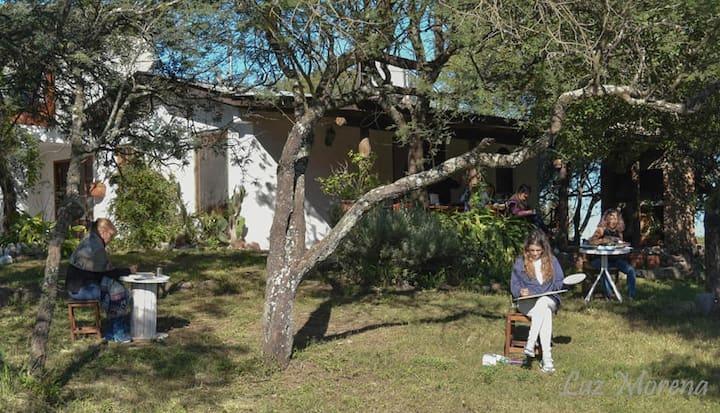 "Casa de campo ""Sierra Morena"""