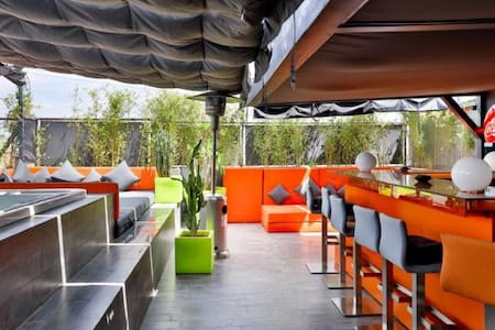 Appartement à Guéliz avec accès terrasse privée - Marrakech