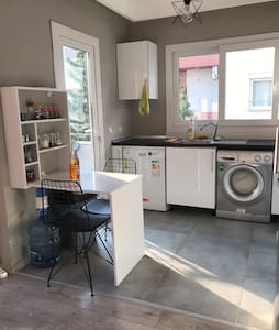 Lüks Eşyalı 1+1 Ev Furnished House 1BD+1RR+1BR