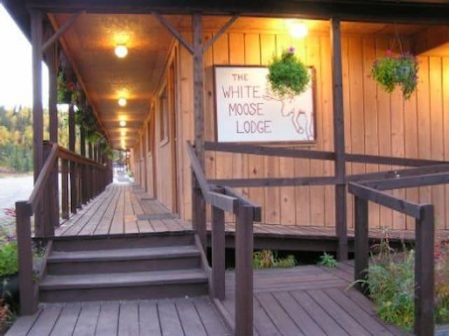 White Moose Lodge - Healy