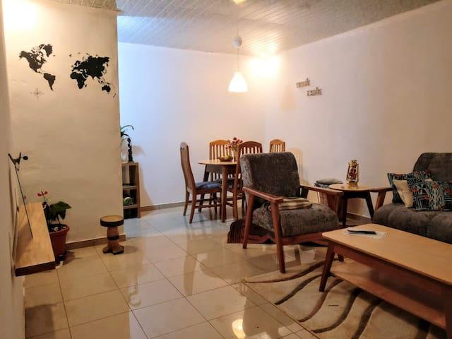 Appartement confort, élégant et minimaliste!