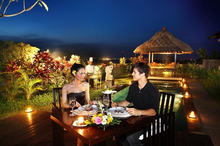 "Affordable Cosy Superior BR+B""fast+Romantic Dinner"
