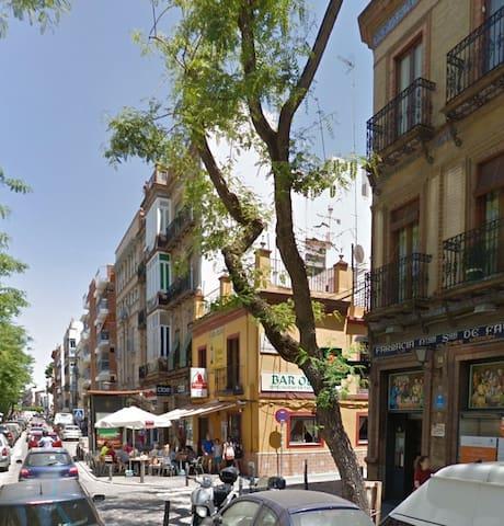 Sevilla__ Triana)key_room3