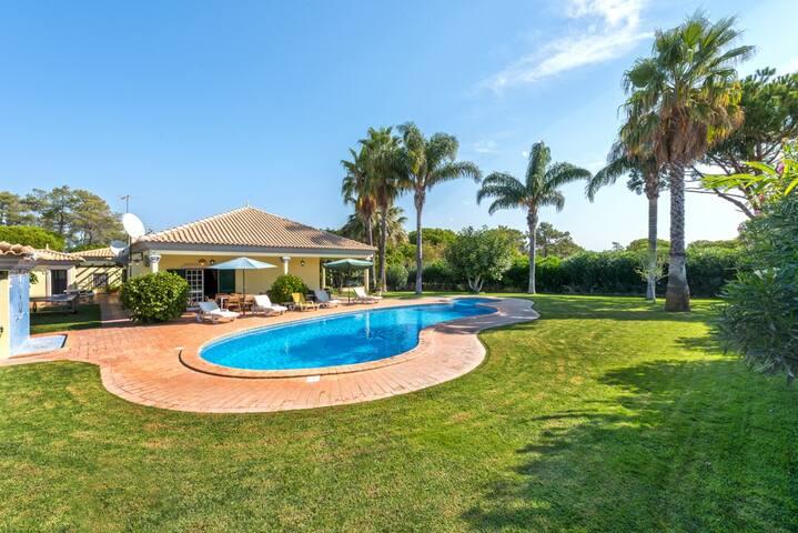 Casa das Palmeiras - Isolated Villa with pool