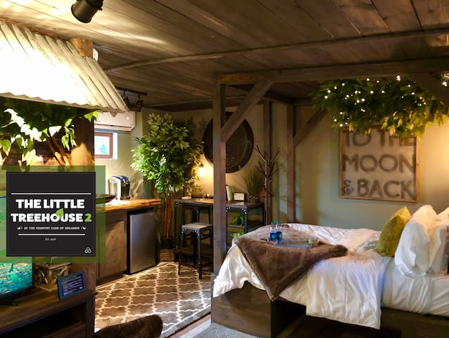 The Little Treehouse 2 at Country Club of Orlando