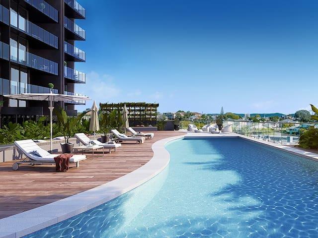 SQ - Stunning Resort in Brisbane