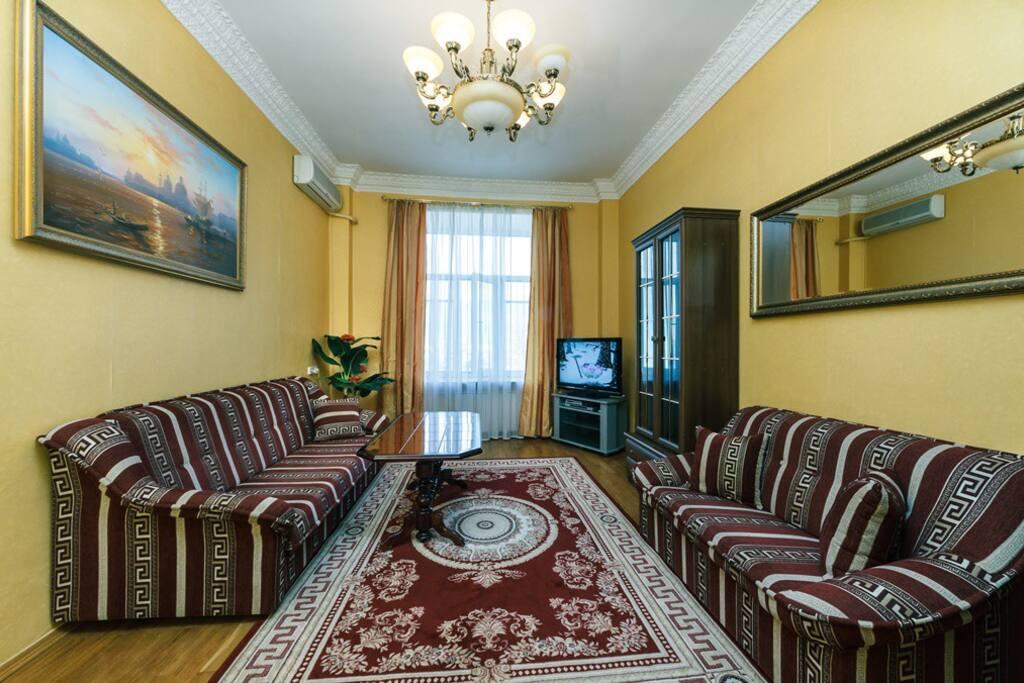 Гостиная фото 2