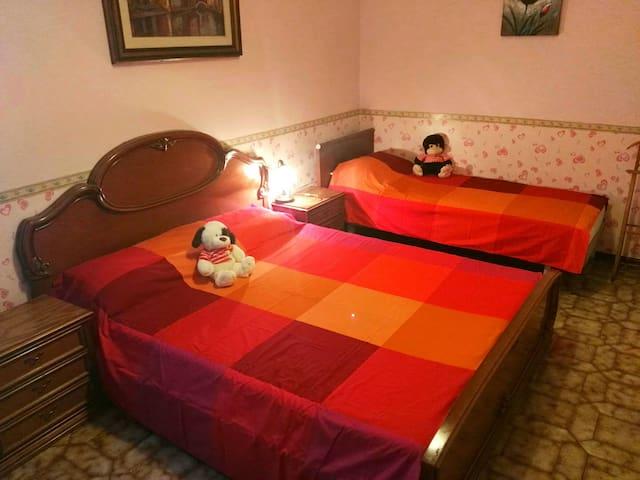 温馨双人间旅途中的甜蜜小窝 sweet &clean room