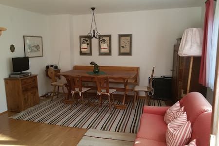 Apartment in the mountains - Flachau