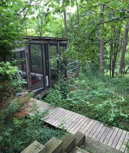 Treehouse Gazebo-Forest and Nature! - Utopia - Baumhaus