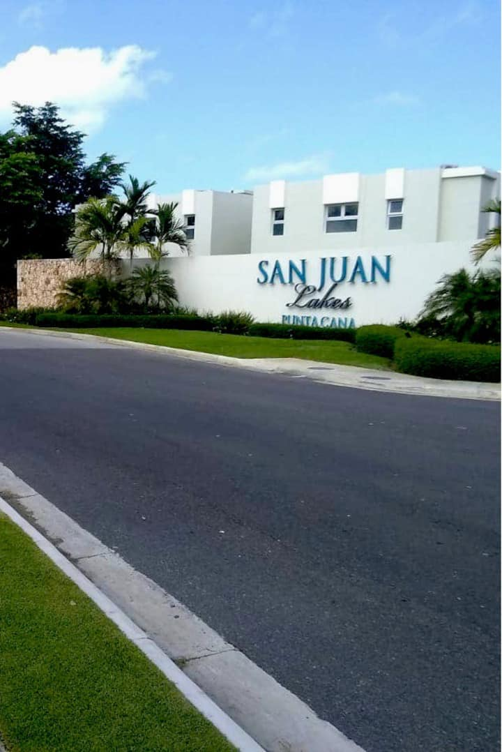 Lux Villa in Gated Community Downtown Punta Cana