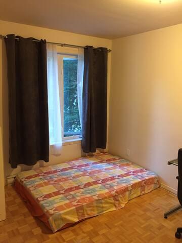 1 room for short time rental