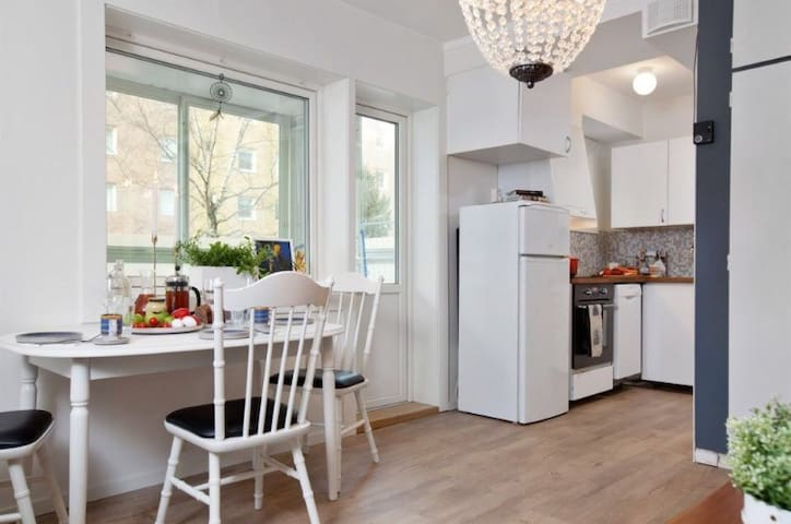Nice apartment (1 bedroom), 2-4 guests - Trondheim - Apartament