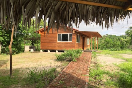 A beautiful cottage in a tropical paradise! - Canoa - Natur-Lodge