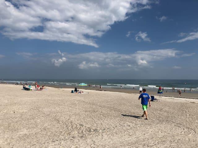Perfect Beach Vacation