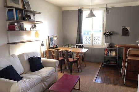 Logement entier - Paris