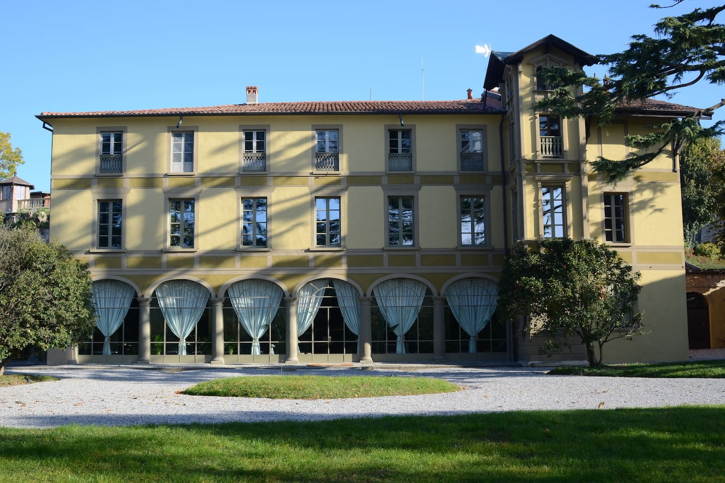 Villa Biondelli an 11 bedroom boutique Agrirelais in the heart of Franciacorta