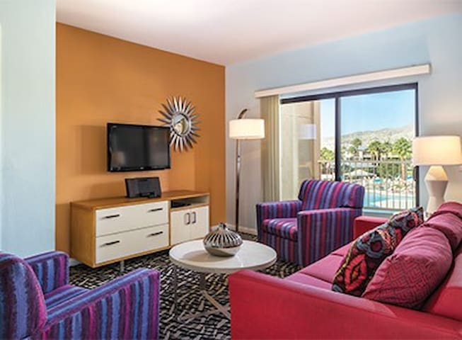 Coachella Resort Condo 1 Bedroom - Indio - Kondominium