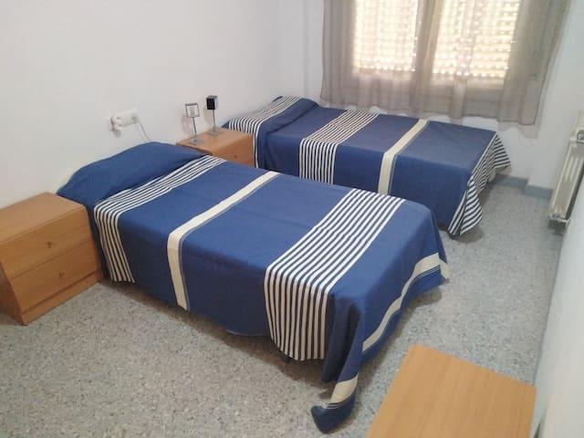 Habitación para 2