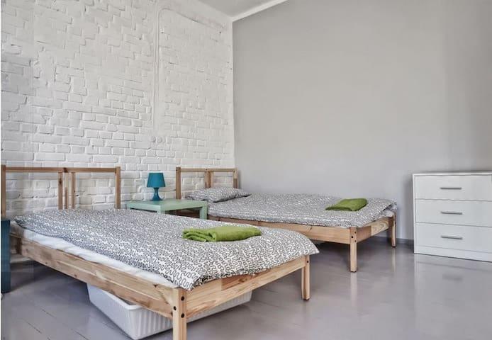Garden Hostel pokój nr2 - Sopot - House