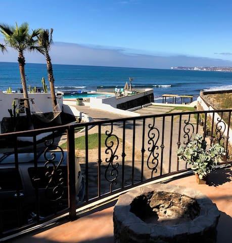 Front Entrance - Ocean View
