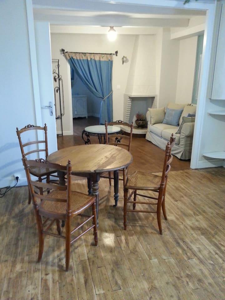 Spacious Appartement d'hôtes - Rochefort-en-Terre