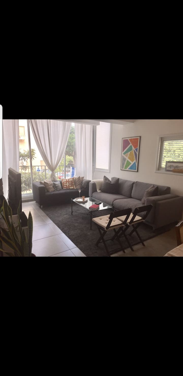 New apartment in the center of Tel Aviv