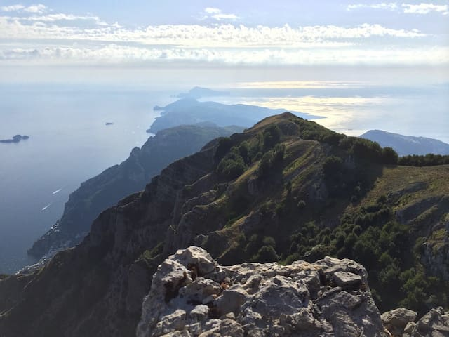 Stunning apart between Sorrento and Pompeii - Castellammare di Stabia