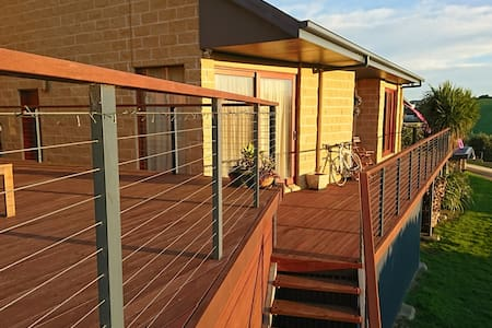 Sea Mist Hill Top Apartment - A Secluded Getaway - Warrnambool - Apartament