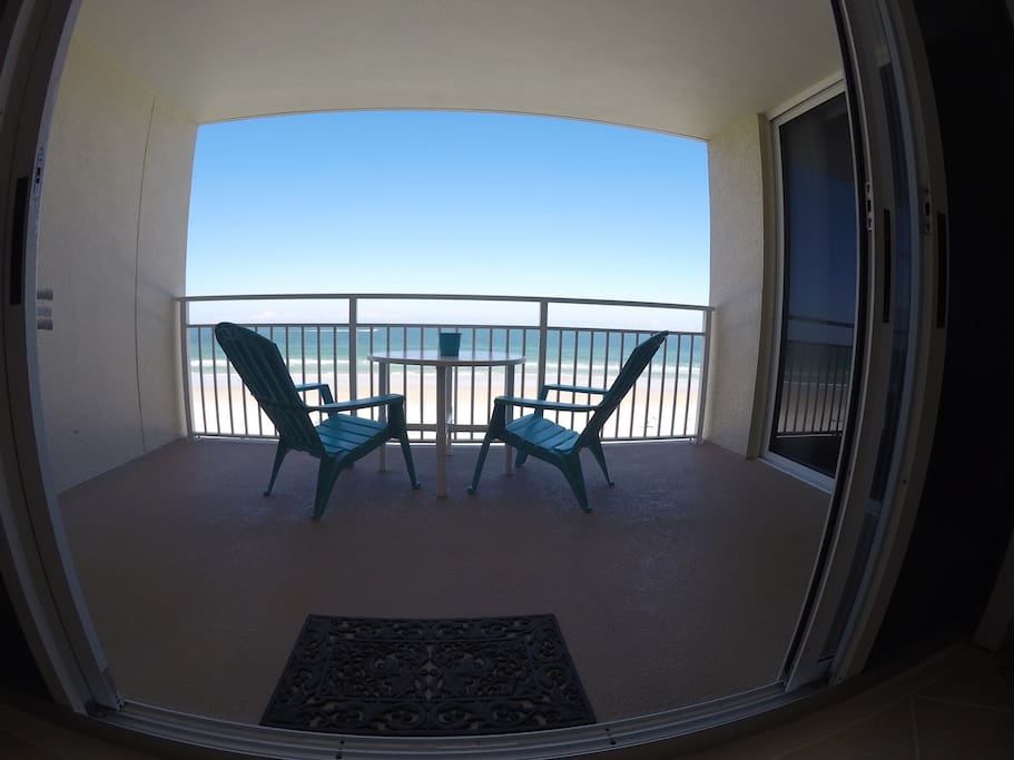 balcony from living
