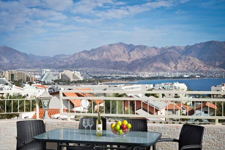 Villa Laguna amazing  sea view+jacuzzi-sale price