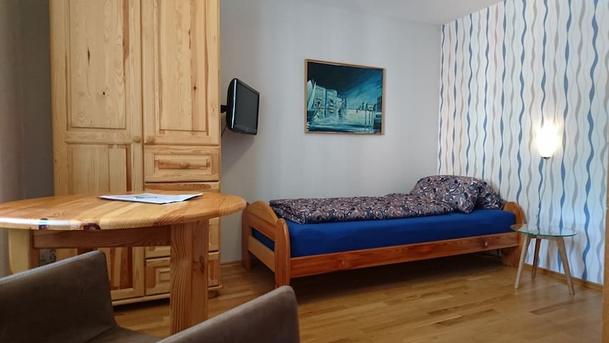 Single Room. - Ruhpolding - Bed & Breakfast