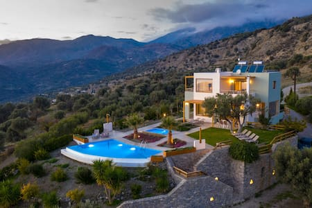 Villa Prima in South Crete