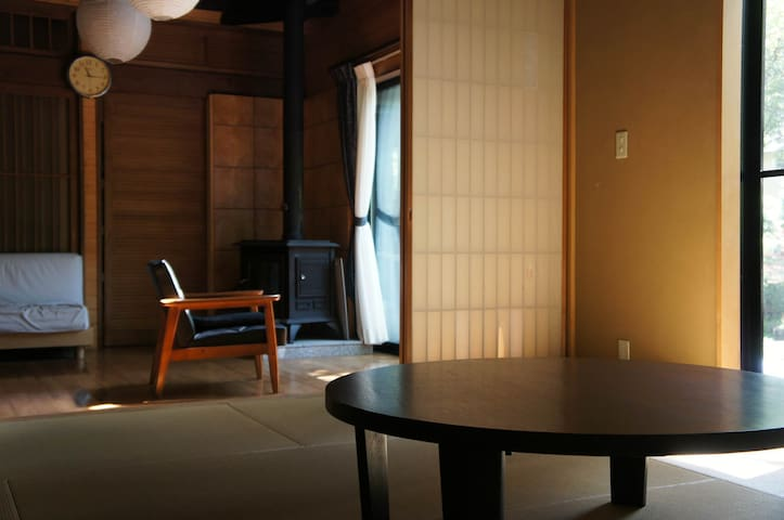 Japanese wooden house in HAKONE - Hakone-machi - Villa