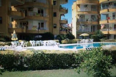 Alanya'da Konakli' da havuzlu sitede - Payallar Belediyesi - 公寓