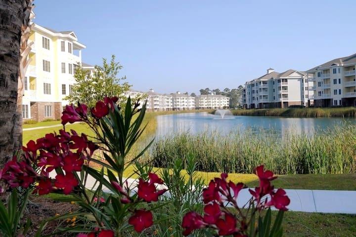 Myrtlewood Villa with Water Views