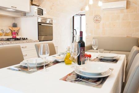 Appartamento per 4 persone nel Centro Storico - Monopoli - Appartamento