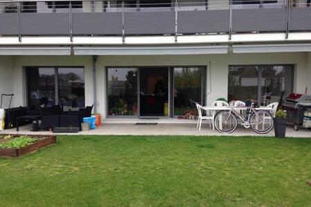 Big room near EPFL, UNIL, lake - Apartment